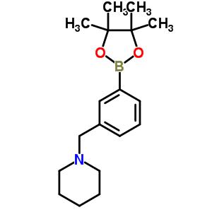 859833-21-9 1-[3-(4,4,5,5-tetramethyl-1,3,2-dioxaborolan-2-yl)benzyl]piperidine