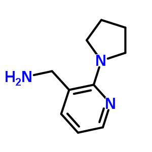 859850-79-6 1-(2-pyrrolidin-1-ylpyridin-3-yl)methanamine