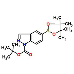 864771-44-8 tert-butyl 5-(4,4,5,5-tetramethyl-1,3,2-dioxaborolan-2-yl)-1H-indazole-1-carboxylate