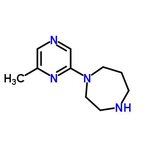 1-(6-Methylpyrazin-2-yl)-1,4-diazepane 869901-23-5