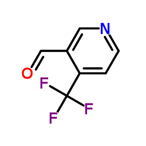 872626-76-1 4-(trifluoromethyl)pyridine-3-carbaldehyde