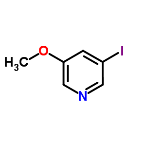 873302-36-4 3-iodo-5-methoxy-pyridine