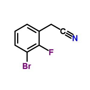 874285-03-7 2-(3-bromo-2-fluoro-phenyl)acetonitrile