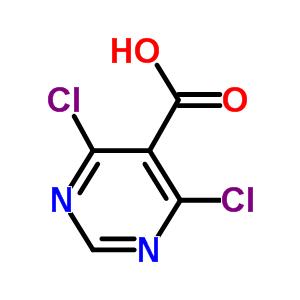 4,6-二氯嘧啶-5-甲酸 87600-98-4