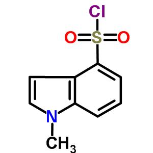 876316-36-8 1-methyl-1H-indole-4-sulfonyl chloride