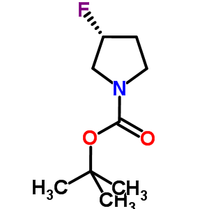 876617-25-3 tert-butyl (3R)-3-fluoropyrrolidine-1-carboxylate