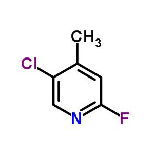 5-Chloro-2-fluoro-4-methylpyridine 884494-88-6