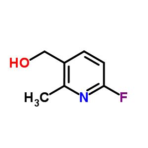 884494-98-8 (6-fluoro-2-methyl-3-pyridyl)methanol