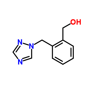 884507-25-9 [2-(1H-1,2,4-triazol-1-ylmethyl)phenyl]methanol