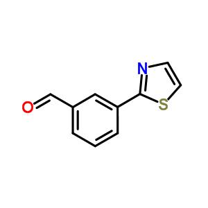 885465-97-4 3-thiazol-2-ylbenzaldehyde