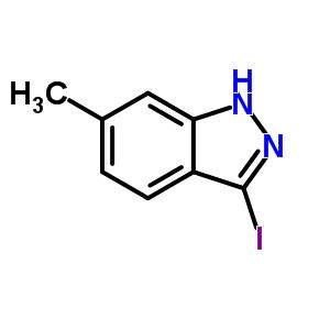 885518-96-7 3-iodo-6-methyl-1H-indazole