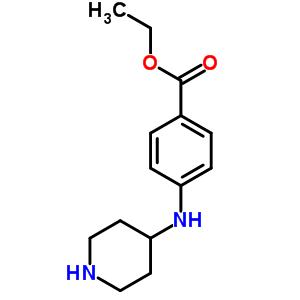 4-(哌啶-4-氨基)-苯甲酸乙酯 886362-80-7