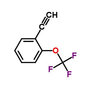 2'-三氟甲氧基苯基乙炔 886363-40-2