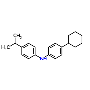 886365-92-0 N-(4-cyclohexylphenyl)-4-isopropyl-aniline