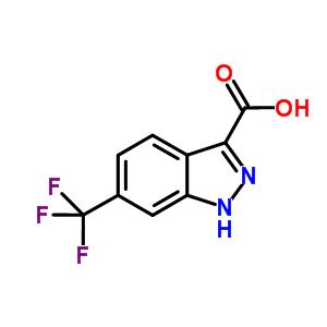 887576-98-9 6-(trifluoromethyl)-1H-indazole-3-carboxylic acid