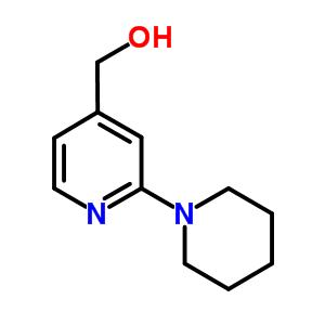 888070-04-0 (2-piperidin-1-ylpyridin-4-yl)methanol