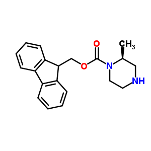 888972-50-7 9H-fluoren-9-ylmethyl (2S)-2-methylpiperazine-1-carboxylate