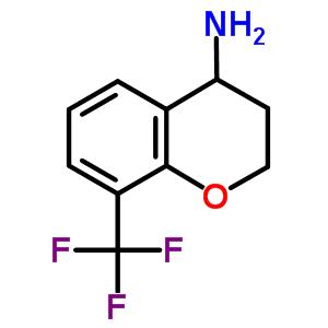 890839-70-0 8-(trifluoromethyl)-3,4-dihydro-2H-chromen-4-amine