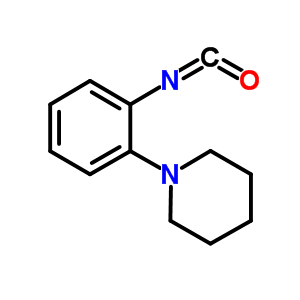 892501-88-1 1-(2-isocyanatophenyl)piperidine