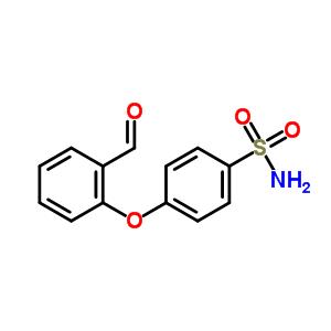 902837-00-7 4-(2-formylphenoxy)benzenesulfonamide