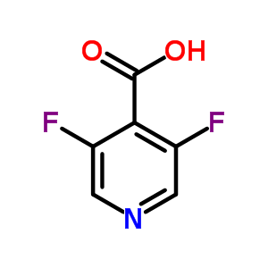 903522-29-2 3,5-difluoropyridine-4-carboxylic acid
