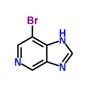 90993-26-3 7-bromo-1H-imidazo[4,5-c]pyridine