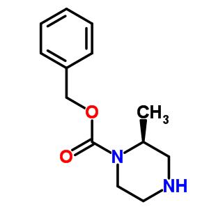 (S)-1-N-Cbz-2-甲基哌嗪 923565-98-4