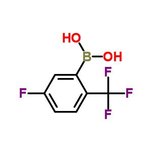 928053-97-8 [5-fluoro-2-(trifluoromethyl)phenyl]boronic acid