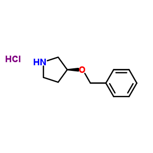 (S)-3-苄氧基吡咯烷盐酸盐 931409-74-4