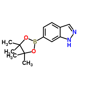 1H-吲唑-6-硼酸频哪醇酯 937049-58-6;861905-87-5