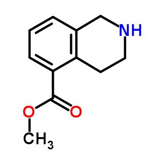 Methyl-1,2,3,4-tetrahydro-isoquinoline-5-carboxylate 939758-79-9