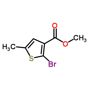 944709-72-2 methyl 2-bromo-5-methyl-thiophene-3-carboxylate
