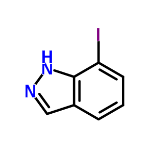 7-碘-1H-吲唑 945761-94-4