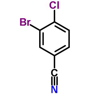 3-溴-4-氯苯腈 948549-53-9