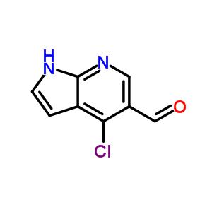 958230-19-8 4-chloro-1H-pyrrolo[2,3-b]pyridine-5-carbaldehyde