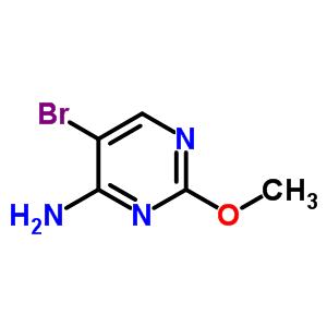 148214-56-6 5-Bromo-2-methoxypyrimidin-4-amine
