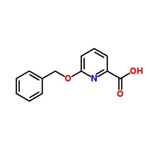 149744-21-8 6-benzyloxypyridine-2-carboxylic acid