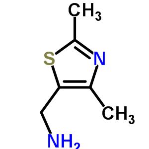 165736-07-2 (2,4-dimethylthiazol-5-yl)methanamine