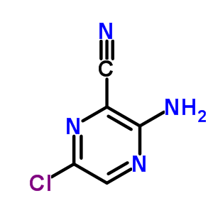 17231-50-4 3-amino-6-chloro-pyrazine-2-carbonitrile