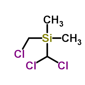 18171-70-5 Chloromethyl-(dichloromethyl)-dimethyl-silane
