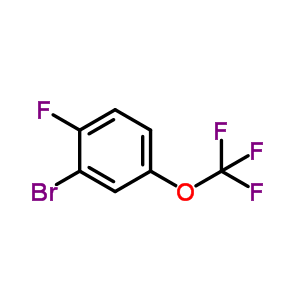 187967-62-0;286932-57-8 2-bromo-1-fluoro-4-(trifluoromethoxy)benzene