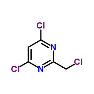 19875-05-9 4,6-Dichloro-2-(chloromethyl)pyrimidine