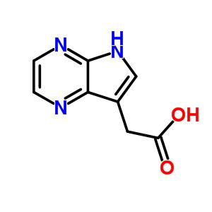 20322-09-2 5H-Pyrrolo[2,3-b]pyrazin-7-ylacetic acid