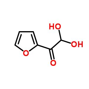 20328-66-9 1-(2-furyl)-2,2-dihydroxy-ethanone