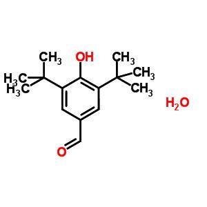 207226-32-2 3,5-ditert-butyl-4-hydroxy-benzaldehyde hydrate