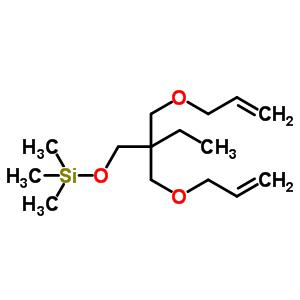 2,2-双(烯丙氧基甲基)-1-三甲基氧基硅基丁烷 211923-87-4