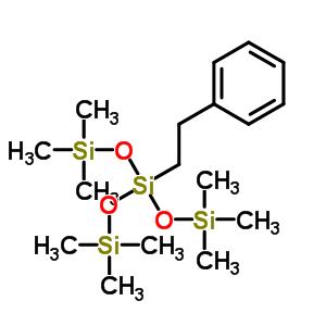 苯乙基三(三甲基硅氧基)硅烷 211935-21-6