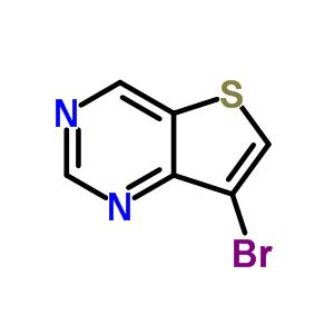 21586-25-4 7-Bromothieno[3,2-d]pyrimidine