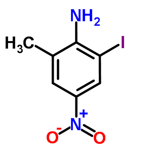 220144-91-2 2-iodo-6-methyl-4-nitro-aniline