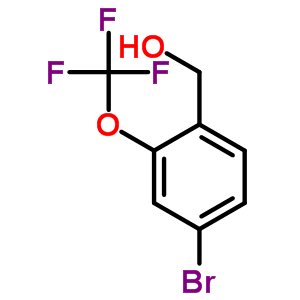 220996-81-6 [4-bromo-2-(trifluoromethoxy)phenyl]methanol